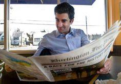 Miro Weinberger makes history in Burlington, Vermont. Congrats!