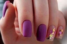 Glam Nails, Pink Nails, My Nails, Nail Desighns, Dipped Nails, Trendy Nails, Nail Arts, How To Do Nails, Acrylic Nails