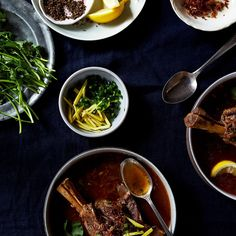 Pakistani Nihari (Slow-Cooked Spiced Lamb Stew) Recipe on New Recipes, Soup Recipes, Healthy Recipes, Dinner Recipes, Favorite Recipes, Lamb Stew, National Dish, Caramelized Onions, Food 52