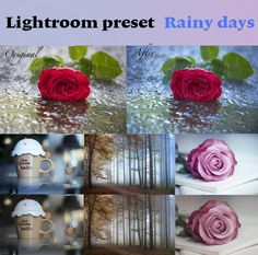Lightroom preset Rainy Days by https://www.deviantart.com/pamba on @DeviantArt
