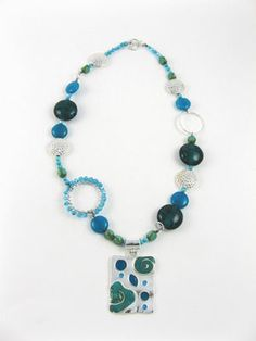 Tidal Pools Necklace