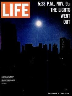 1965 Northeast Blackout