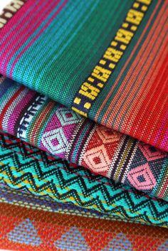 Shop South American #Fabrics #Textiles