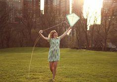 DIY Kite Tutorial via Etsy