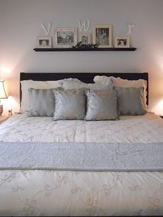 I want to do something like this over our bed