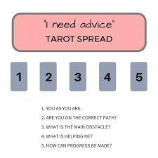 Znalezione obrazy dla zapytania tarot spread if i find a job