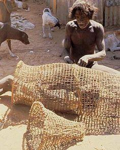 Aboriginal Technology - Fishing Nets
