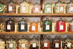 old school candy shoppe