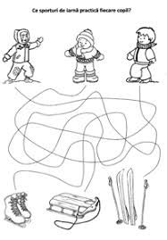 Quick Crafts, Crafts For Kids To Make, Christmas Crafts For Kids, Art For Kids, Preschool Education, Preschool Crafts, Winter Activities For Kids, Free Math, Kindergarten Worksheets