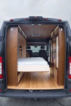 30 Amazing Image of Minivan Camper Conversions To Inspire Your Build & Adventure. After you have decided which motorhome or caravan you wish to utilize for your holidays, it's ideal to request a reservation. Though the motorhome isn. Cargo Van Conversion, Van Conversion Interior, Sprinter Van Conversion, Camper Van Conversion Diy, Diy Van Camper, Tiny Camper, Campervan Bed, Campervan Interior, Mini Vans