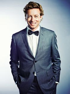 Simon Baker | SIMON BAKER ''Five years ago, there was no way in the world I would've ever done a [crime] procedural''