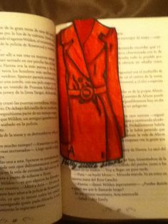 Pll bookmark made by me. :b
