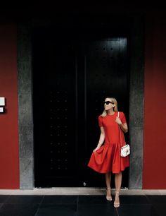 Image via: Damsel in Dior=