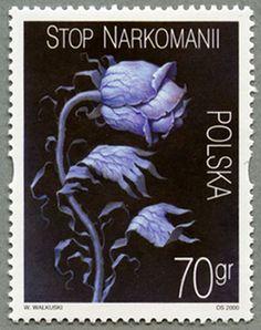 Stamp Poland 2000