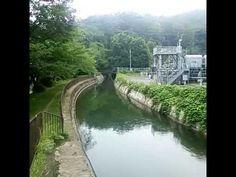 The Lake Biwa canal琵琶湖疏水19 - YouTube