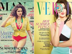 Looking at our April magazine covers, we can say summers are here for good! But as much as we hate the scorching sun and the heat, we know for a fact that the coming few months have much more to offer. Welcome the sun and sand into your life this season, and beat the heat with these summery glossies. Don't forget to vote for your favourite!Also Read: Summer Skincare Essentials for the Woman on the Go