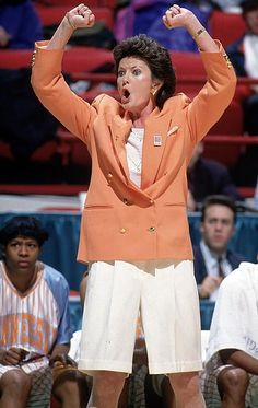 1995 - Classic Photos of Pat Summitt - Photos - SI.com