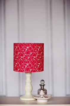 Grey lamp shade grey lampshade purple lamp shade table lamp coral lampshade geometric home decor red geometric red lamp shade red table lamp bedside lamp floor lamp red home decor lampshade aloadofball Images