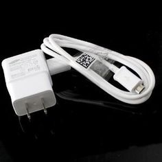 Buy Samsung OEM 2.0 Amp Travel Charger with Detachable Micro USB Cable for Samsung Galaxy Note, Galaxy Note 2 II, Galaxy S3 S III, Galaxy S3 Mini & Other Smartphones NEW for 5.74 USD   Reusell