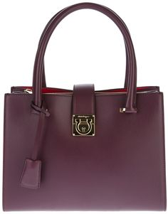 4c4569000610 Ferragamo Juliette Tote in Purple (pink   purple)