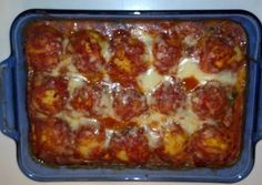 Baked Ravioli Recipe -  Yummy this dish is very delicous. Let's make Baked Ravioli in your home!