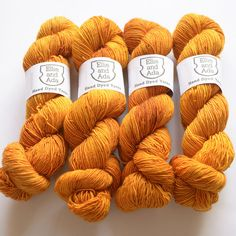 Your place to buy and sell all things handmade Hand Dyed Yarn, Yarns, Mustard, My Etsy Shop, My Favorite Things, Unique Jewelry, Handmade Gifts, Check, Kid Craft Gifts