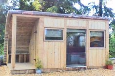 buy a camping pod for glamping or garden room