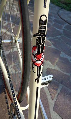 Painting my bike