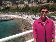 Meu look em Mônaco