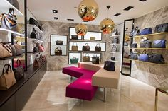Aksoy / tpu Architects - Project - Aker bag Shop