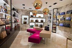 Aksoy / tpu Architects - Project - Aker bag Shop