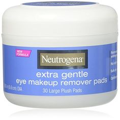online shopping for Neutrogena Eye Extra Gentle Makeup Remover Pads 30 Count Jar Pack) from top store. See new offer for Neutrogena Eye Extra Gentle Makeup Remover Pads 30 Count Jar Pack) Best Eye Makeup Remover, Waterproof Makeup Remover, Makeup Remover Pads, Waterproof Mascara, Psoriasis On Face, 6 Pack, Simple Eye Makeup, Neutrogena, Tinted Moisturizer
