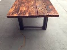 Image result for how to build reclaimed wood dining table