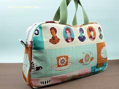 no 253 The Katie Boston Bag PDF Pattern