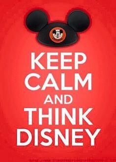 Think #Disney