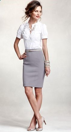 modern business professional attire for women - Google Search