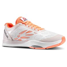 Kick up your cardio with this high-impact studio shoe.  Unlike other options, it includes enhanced medial arch support and a wider base, so you get more ground contact, more mobility, and more cushioning where it counts.
