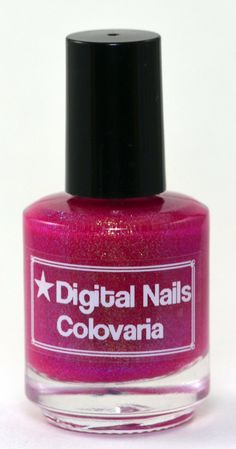 Colovaria a Digital Nails nail lacquer inspired by by DigitalNails, $12.00