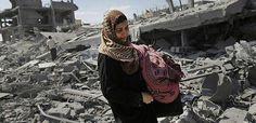 ONU designa comisión para investigar crímenes en Gaza