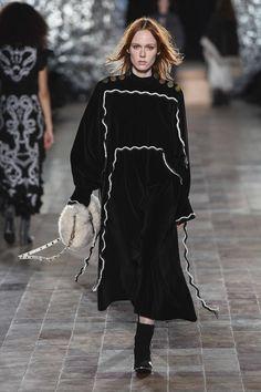 Sonia Rykiel, Autunno/Inverno 2017, Parigi, Womenswear