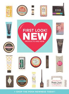 We have new Perfectly Posh products at my store! Shop at www.perfectlyposh.com/posh_thea  Perfectly Posh is a new natural based bath & body pampering products company! We offer skincare, body scrubs, lotions, bath salts, perfumes, soaps, face masks, & much much more! All of our products are cruelty free and we offer many vegan & detox products!  Follow @posh_thea on Instagram & Twitter!