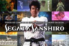 Assista todos os comerciais de Segata Sanshiro, o herói da Sega: http://wp.me/p90oS-un #viciogame