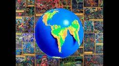Mostra em Londres reúne trabalhos de artistas de rua renomados ou em ascensão da cena mundial (Ron English)