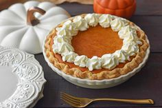 The BEST PUMPKIN PIE RECIPE Award-winning creamy pumpkin pie recipe has a secret ingredient to make it extra special! I spent most of my life making the pumpkin pie recipe on the back of the Libby'spumpkin can. It is a yummy recipe and produces a classic pumpkin pie. But it might just be a tad boring. Most of my kids reach for any other pie but pumpkin so I set out to change it. Last year, I made a simple perfect pumpkin pie using sweetened condensed milk. This year I decided to up the ante a