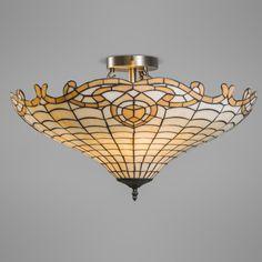 Deckenleuchte Medina Weiss Deckenlampe Lampe Innenbeleuchtung Wohnzimmerlampe