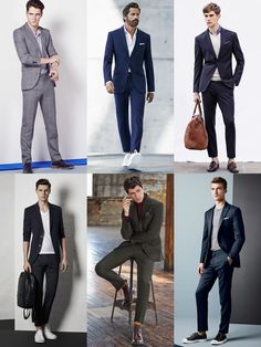 Ways To Breathe Life Into Your Style: 6) Dress Down Your Tailoring