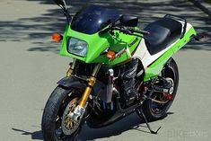 Kawasaki GPz900R resto-mod by AC Sanctuary of Tokyo.