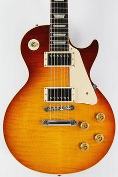 Gibson Custom Shop '59 Reissue Les Paul R9 2011 Sunburst
