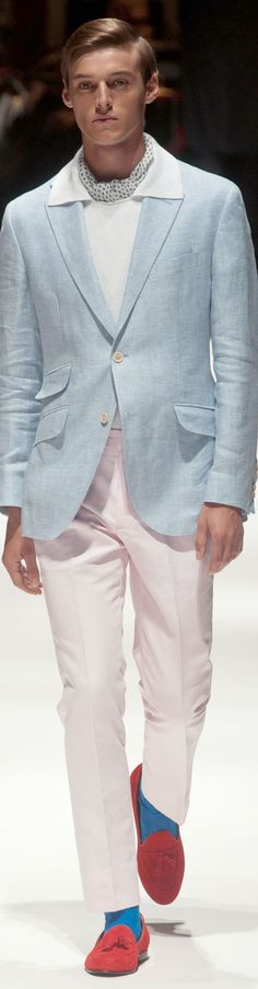 Hackett London  Menswear  Spring