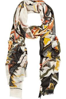 we are owls.scarf